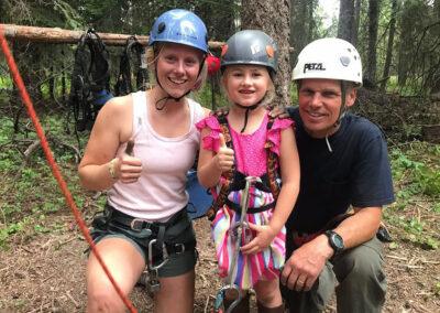 Rope climbing instruction